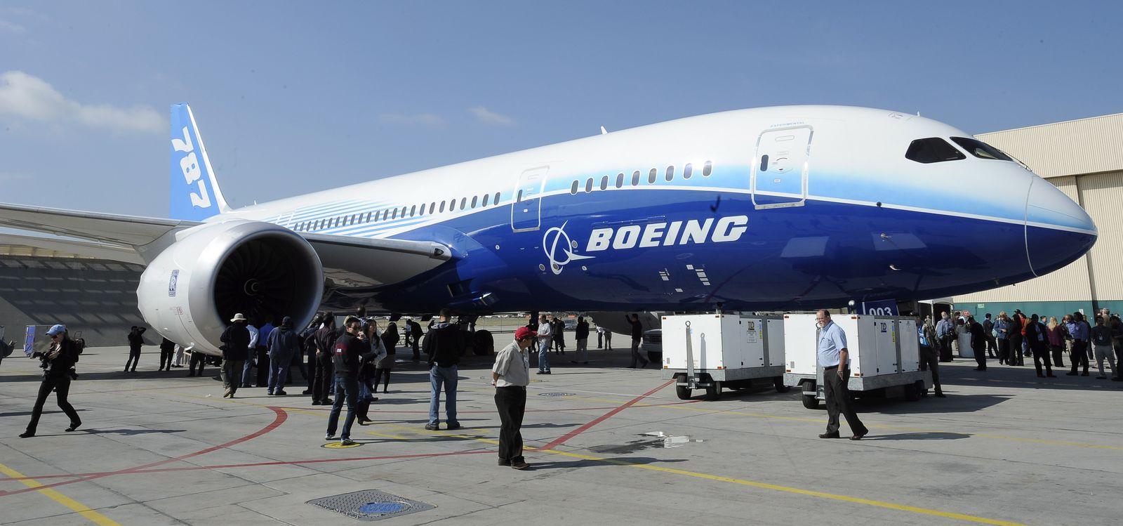 Boeing 787 Dreamliner / größte Flops bei privaten Großprojekten