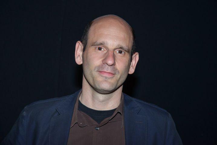 Der Mann an der Verlagsspitze: Jonathan Landgrebe ist der neue Verleger