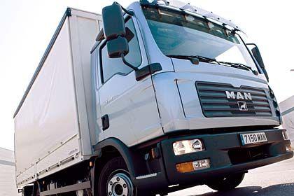 Gefragt: Der Auftragseingang für schwere LkW ist im ersten Quartal um 45 Prozent geklettert