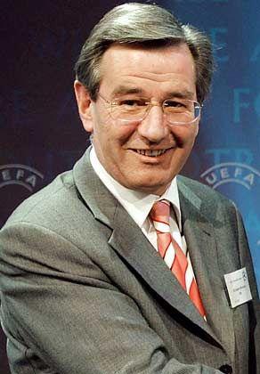 Nüchtern kalkulierend: Finanzchef Karl Hopfner