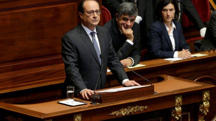 """Frankreichs Reaktion auf den Terror: """"Der Terrorismus wird die Republik nicht zerstören. Die Republik wird den Terror zerstören"""""""