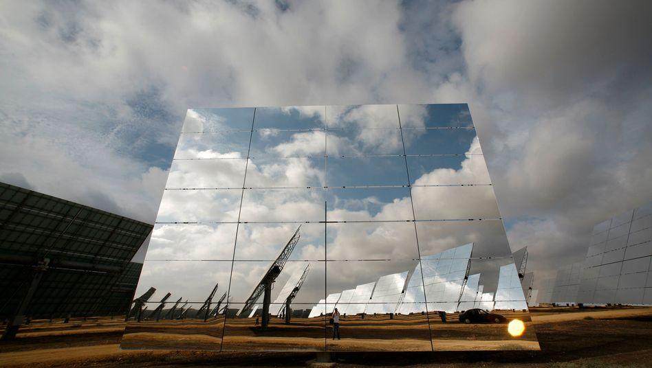 Solarkraftwerk in Sanlucar La Mayor bei Sevilla: Planungssicherheit für Investoren gibt es nicht mehr