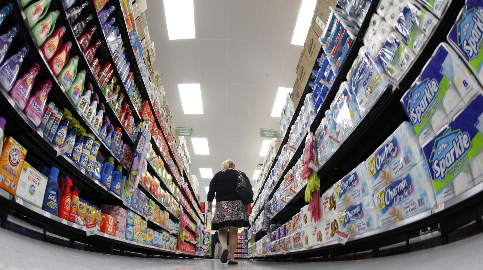 Walmart / Wal-Mart / Einkaufen / Supermarkt / Lebensmittel
