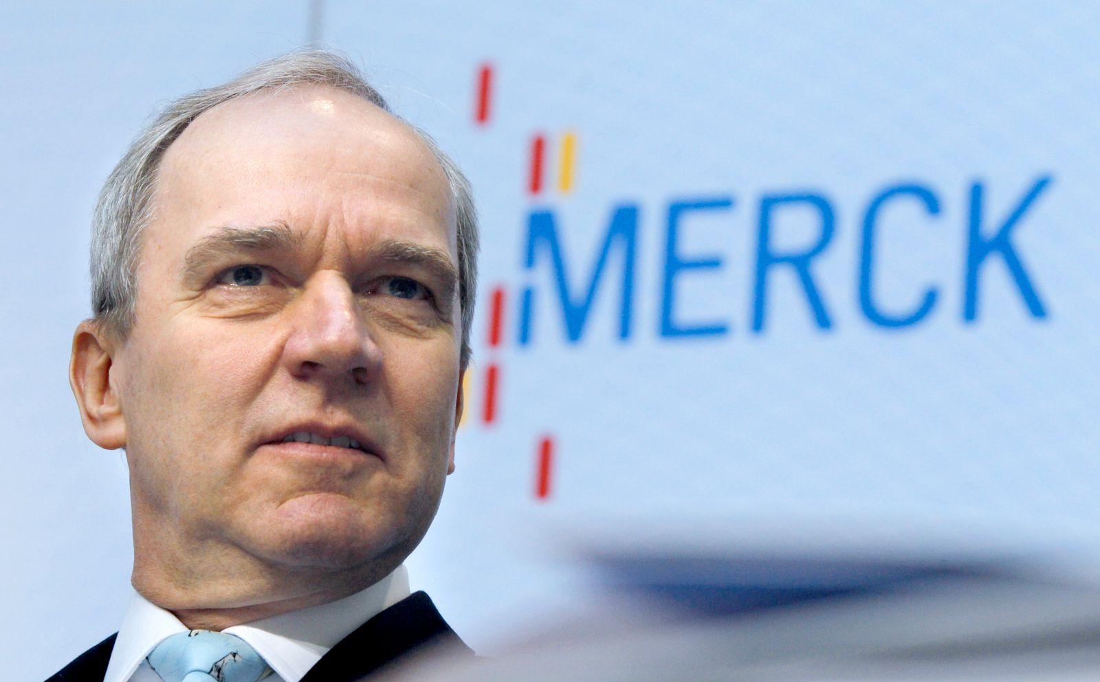 Quartalszahlen Merck - Kley