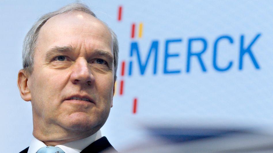 """Merck-Chef Kley: """"Wichtiger Meilenstein in der Weiterentwicklung unserer Pharma-Pipeline"""""""