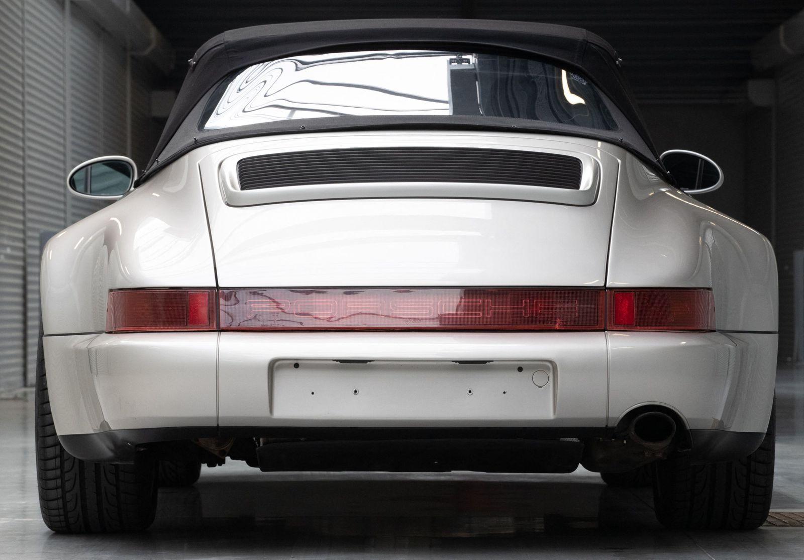 BELGIUM-AUCTION-CAR-MARADONA-PORSCHE