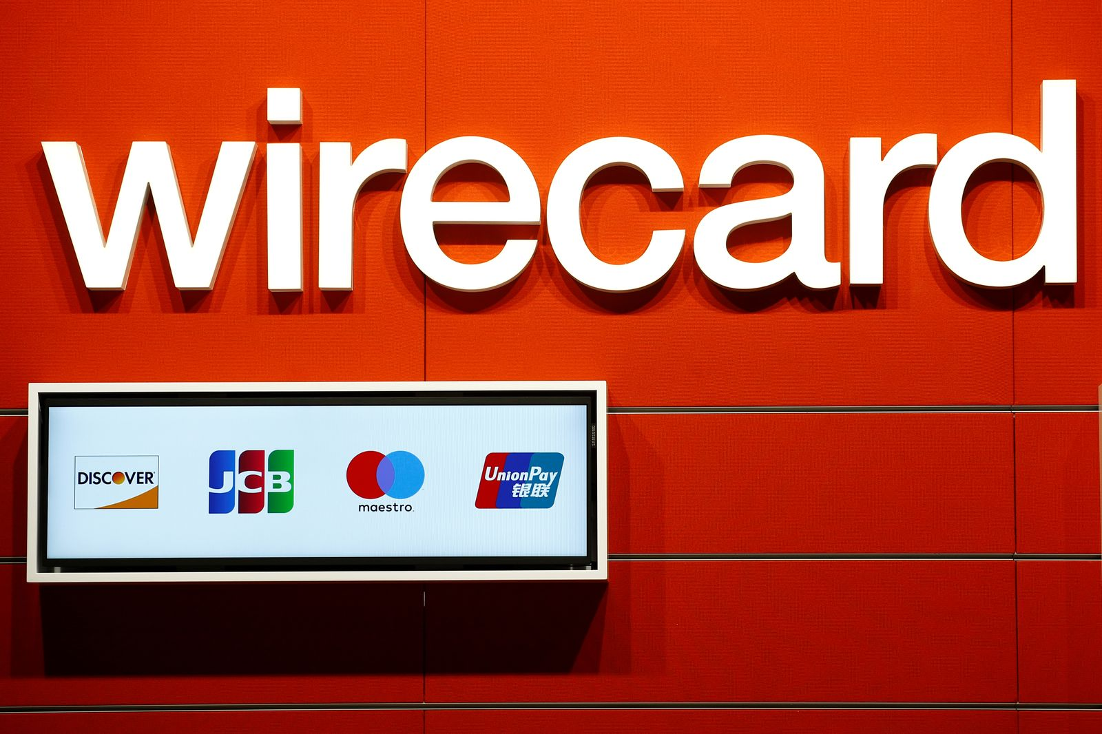 logo of Wirecard