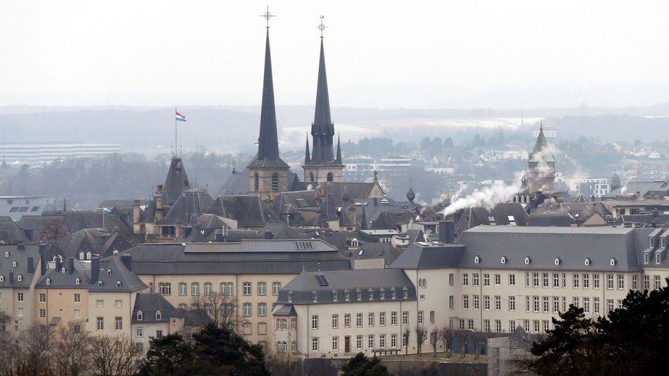 Luxemburg: 2 Prozent Steuern zahlen große Unternehmen hier im Schnitt