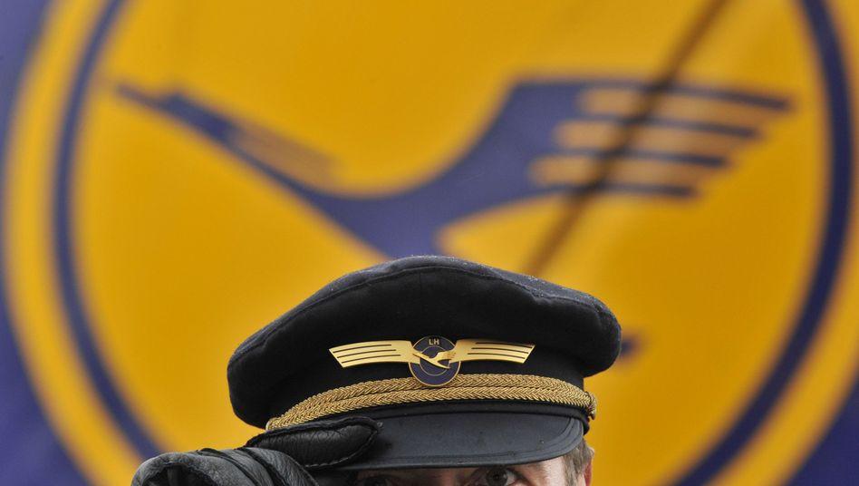 Lufthansa-Pilot
