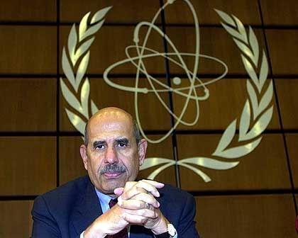 Fordert Beweise: Mohamed El Baradei