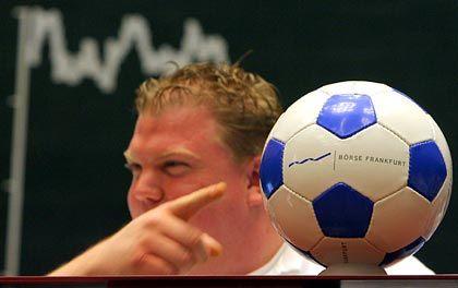 Geht doch zusammen: Fußball und Börse