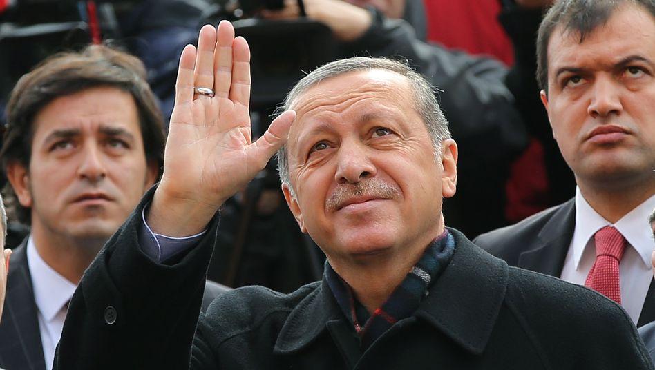 Wahlsieger Erdogan: Kritiker unterstellen dem türkischen Präsidenten, auf Neuwahlen hingearbeitet zu haben