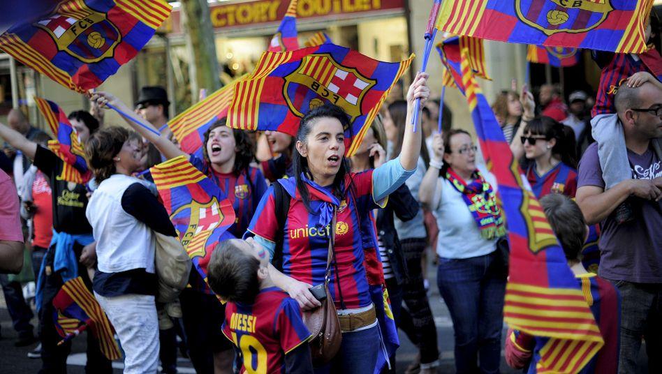Fanfieber: Auch der FC Barcelona ist ins Visier der Wettbewerbshüter geraten