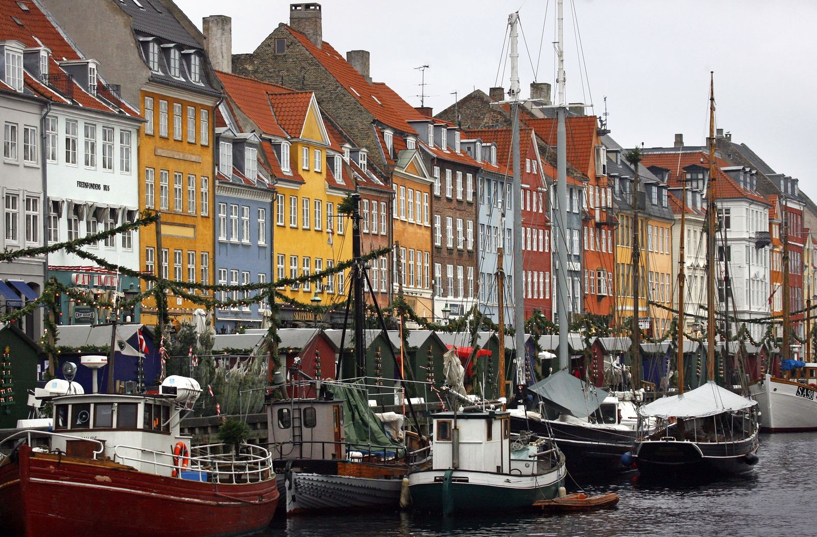Kopenhagen / Dänemark / Länder / Reiseland / Urlaub