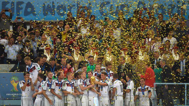 Korruptionsskandal im Weltfußballverband: Fifa-Sponsoren tauchen ab - bis auf einen