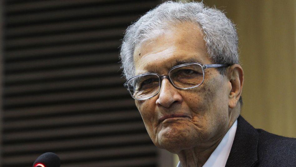 Amartya Sen erhält den Friedenspreis des Deutschen Buchhandels