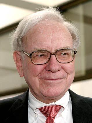 Topjob zu vergeben: Warren Buffett