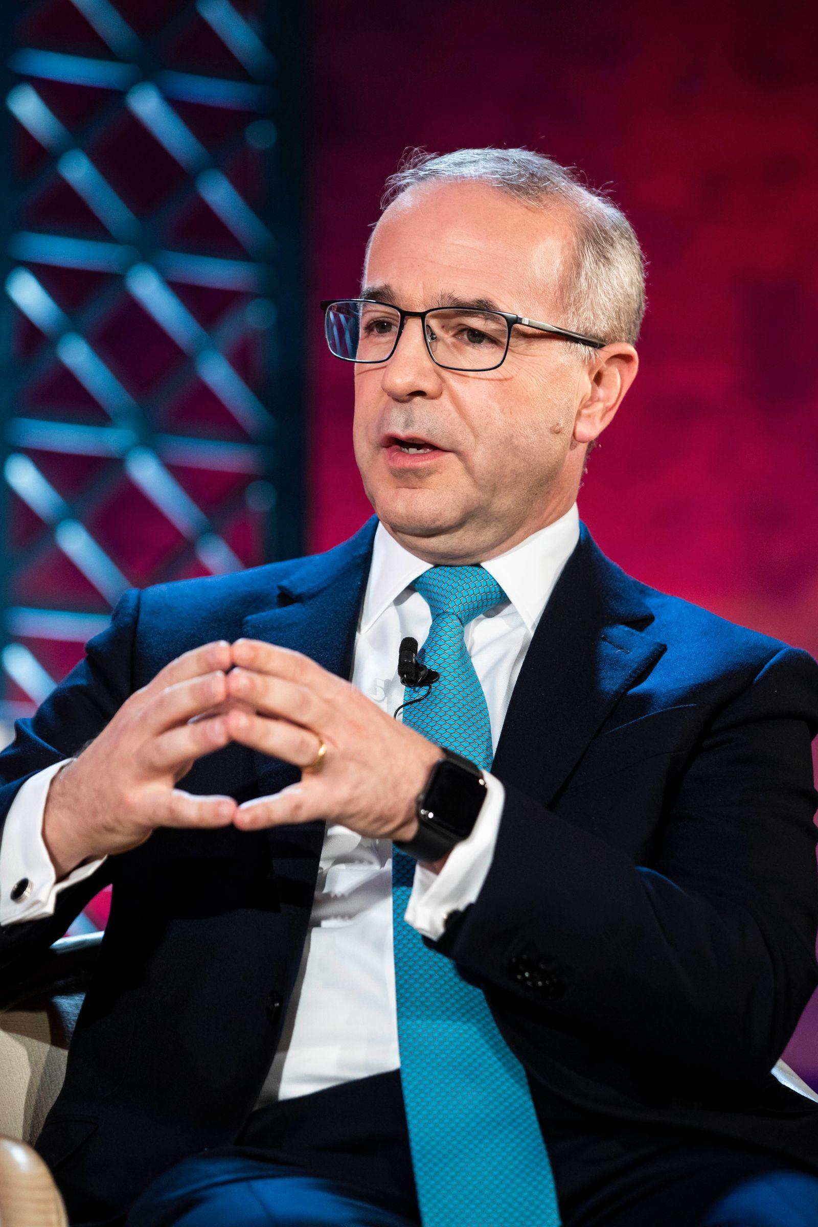 Paris, France, November 18th, 2019 - Fortune Global Forum 2019, in the presence of Kevin Sneader, Global Managing Partne