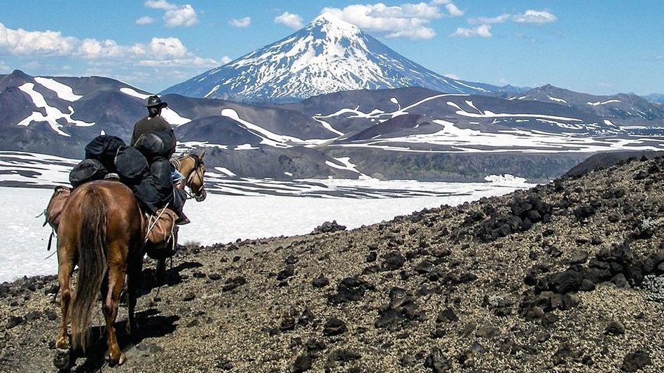 OUT OF AFRICA Safarimacher Joss Kent hat seine erste Lodge in Chile aufgemacht – zwischen wilden Flüssen statt wilden Tieren