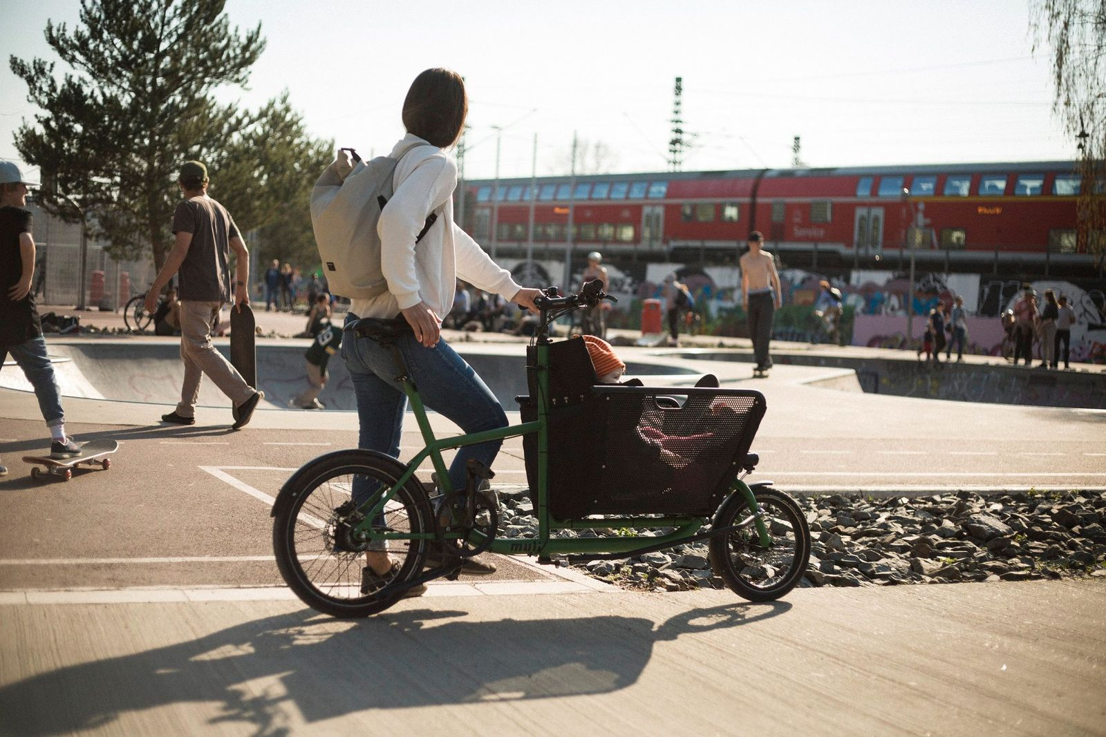 muli-cycles / Lastenrad / Muli