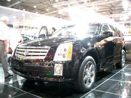 Cadillac-SUV: Tankfüllung als Dreingabe
