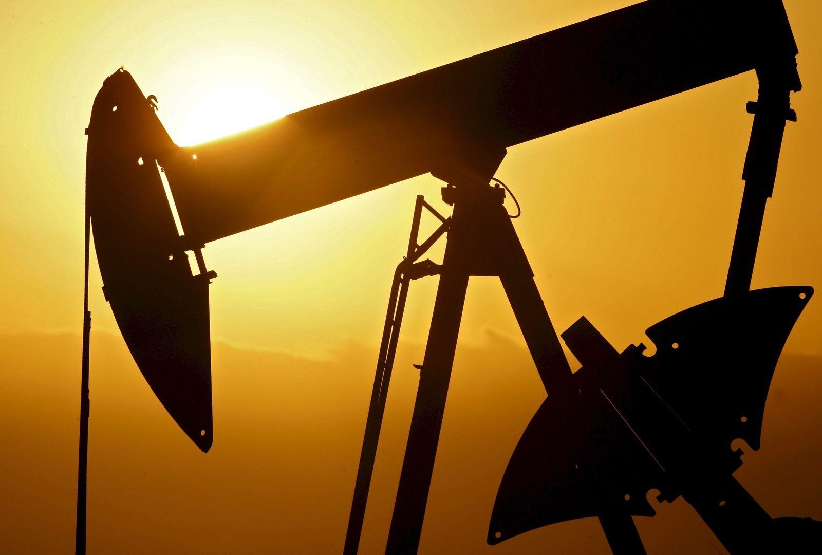 Ölpumpen / Öl / USA / Ölfeld