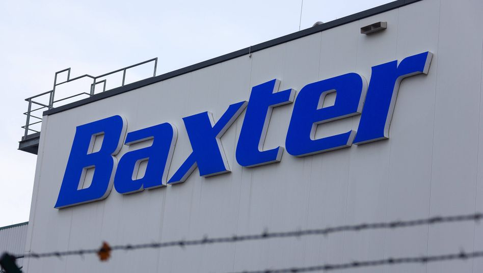 Baxter-Werk in Halle (Westfalen): Hier soll der Impfstoff gegen Corona produziert werden