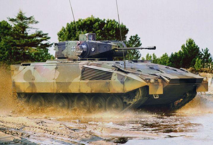 """Schützenpanzer """"Puma"""" von Rheinmetall"""