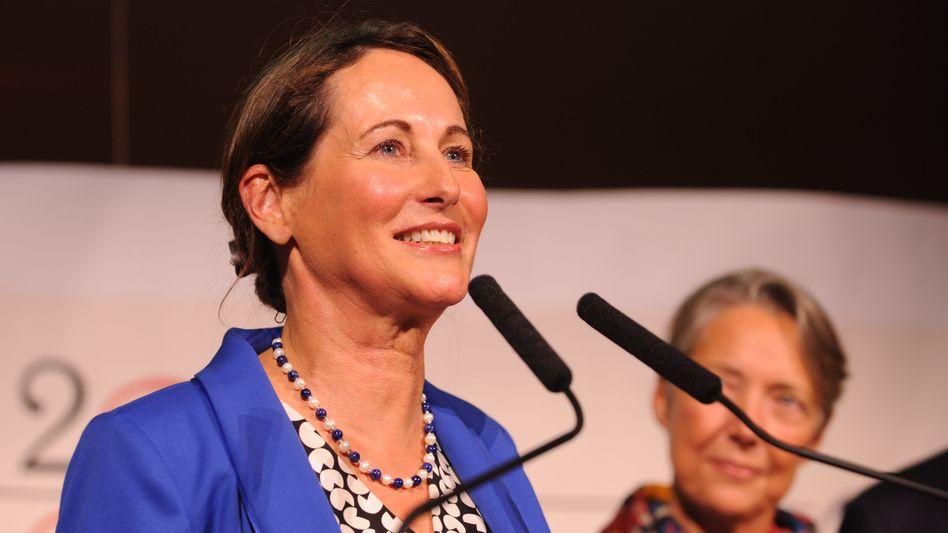 Ségolène Royal: Ferrero im Visier
