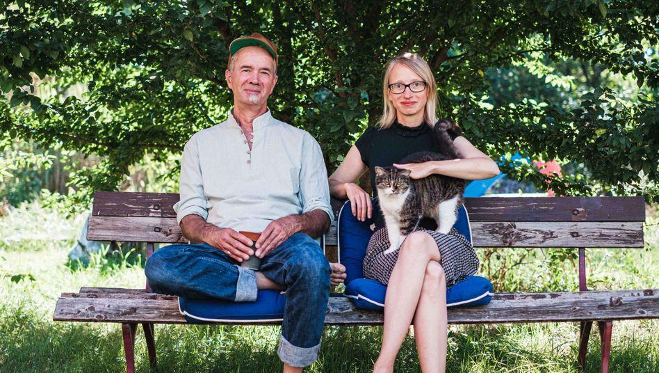 Jan Hufenbach und Arielle Kohlschmidt