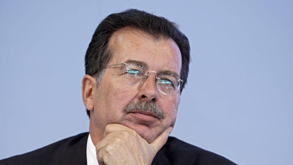 Hans-Jörg Vetter: Der frühere Chef der LBBW wird Chefkontrolleur der Commerzbank - doch Cerberus wollte den Manager nicht.