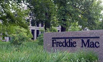Bis zu 4,5 Milliarden falsch verbucht: Freddie-Mac-Zentrale in McLean