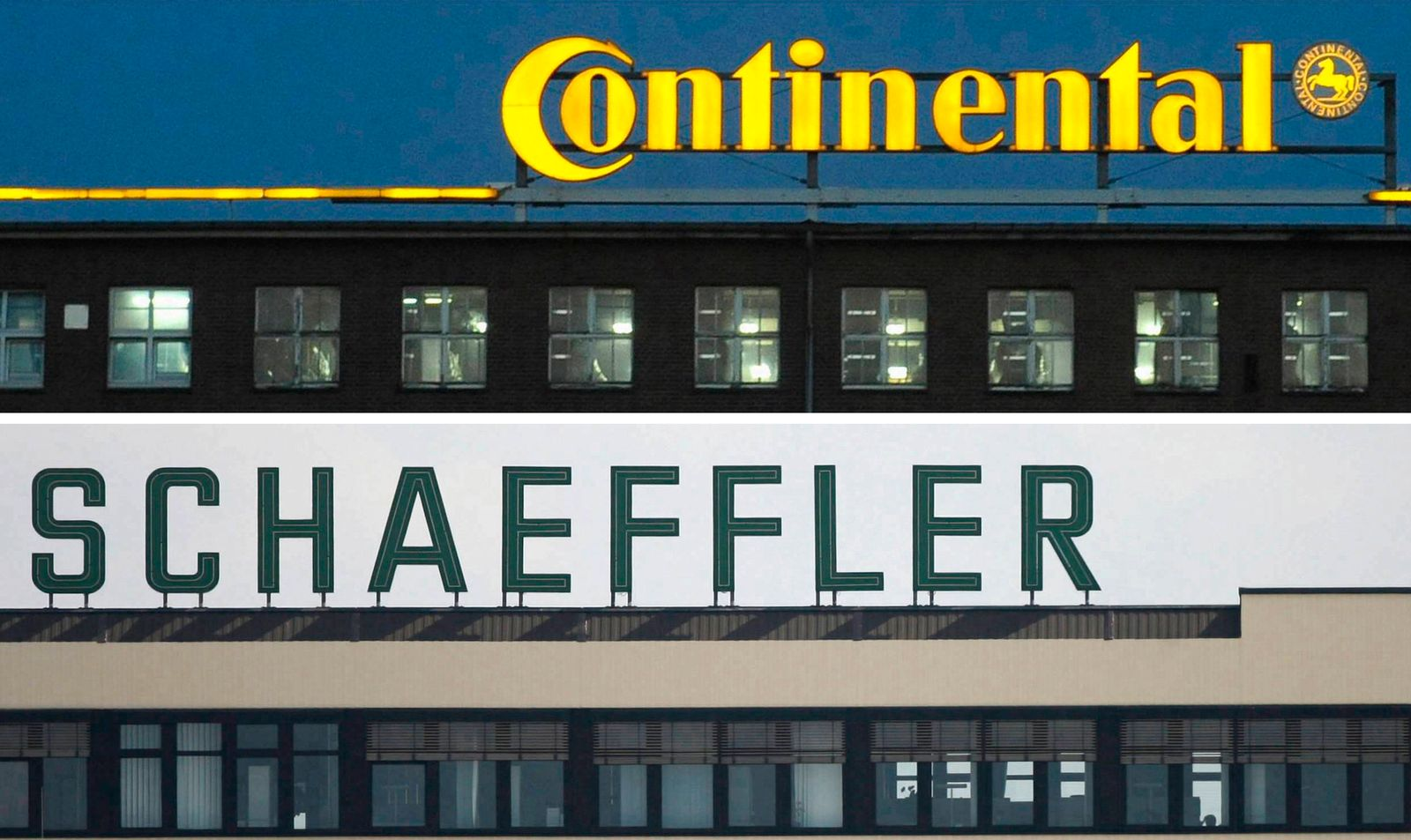 NICHT VERWENDEN Zeitung: Conti-Schaeffler-Deal bekommt neue Stossrichtung