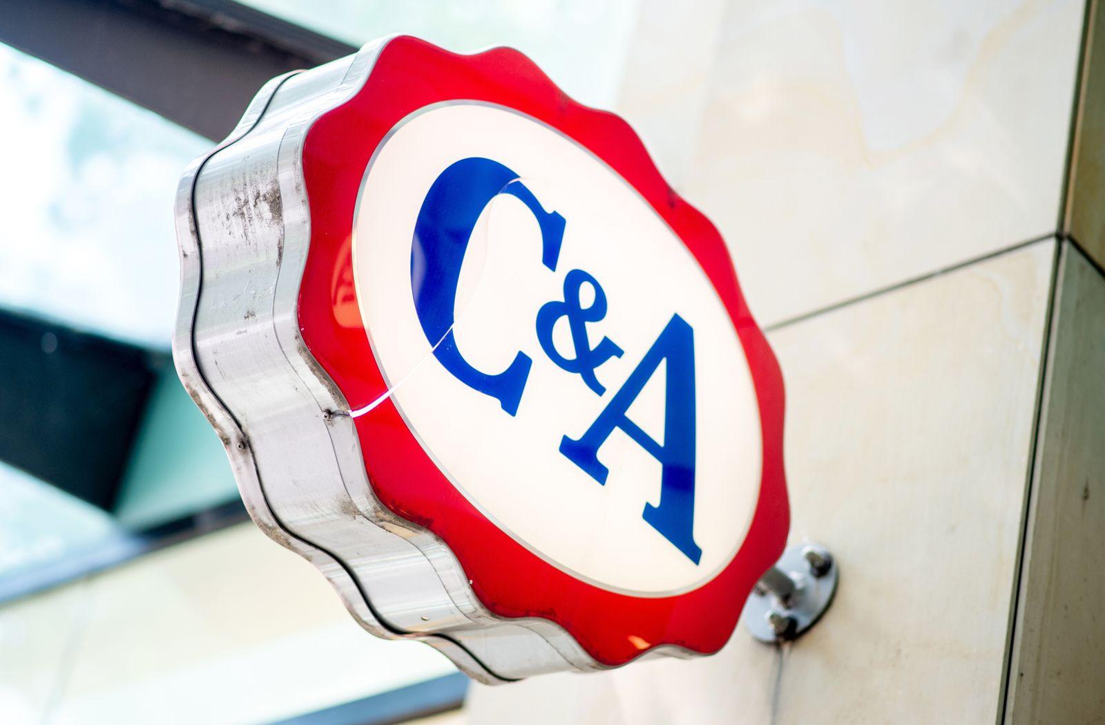 Filiale von C&A in Hannover