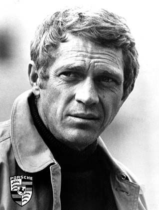 Als Männer noch echte Männer waren: Hollywood-Star Steve McQueen 1970