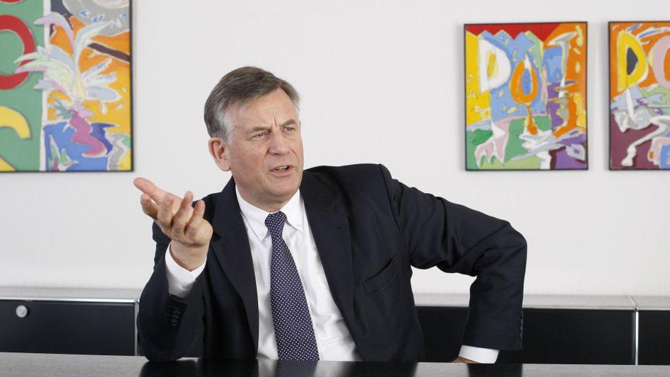 Entdecker der Hidden Champions: Prof. Hermann Simon