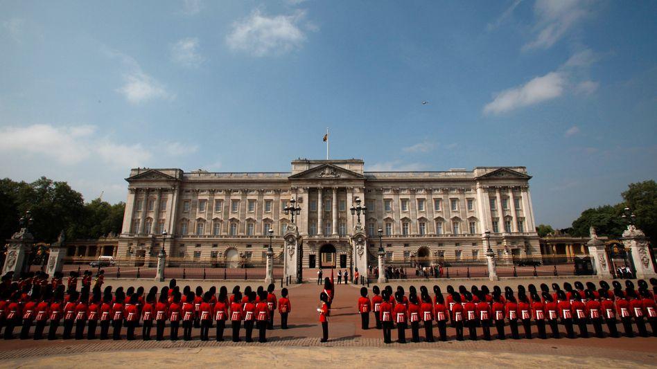 Änderung in London: Inflation steigt deutlich an