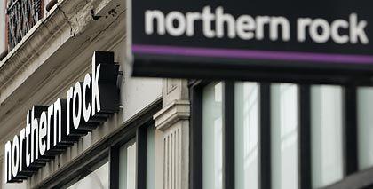 Hochsymbolische Bank: Mit Northern Rock brach die Krise über Großbritannien herein