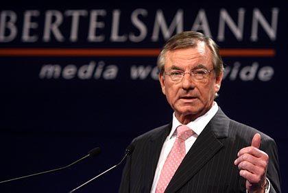 Portemonnaie wieder gefüllt: Bertelsmann-Chef Thielen zufolge steht jährlich mindestens eine Milliarde Euro für Investitionen bereit