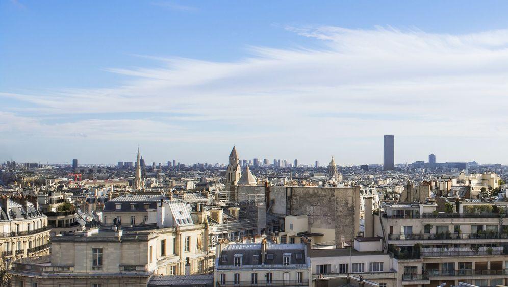 Luxushotels in Paris: Wohnen mit Blick auf den Eiffelturm