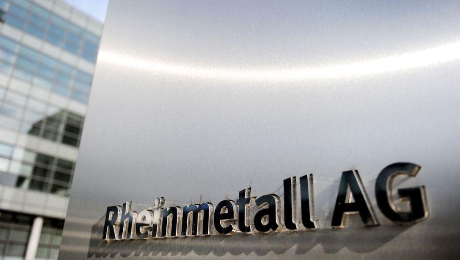Rheinmetall AG in Düsseldorf: Schwierige Zeiten im Rüstungsgeschäft