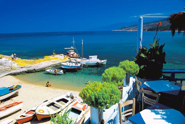 Ferienflaute: Touristen meiden Griechenland