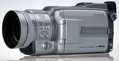 Canon: Camcorder MVX3i