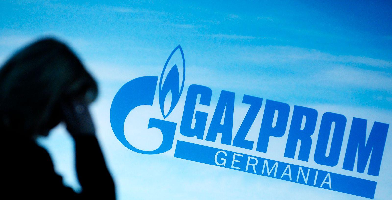 NICHT VERWENDEN Gazprom / Germania