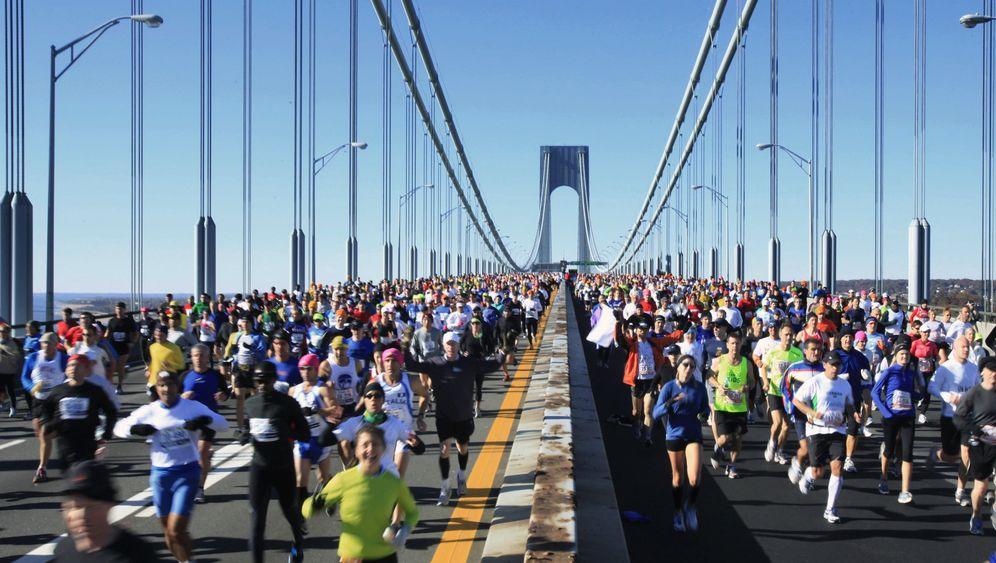 Ungewöhnliche Marathons: Gute Ziele für gute Läufer
