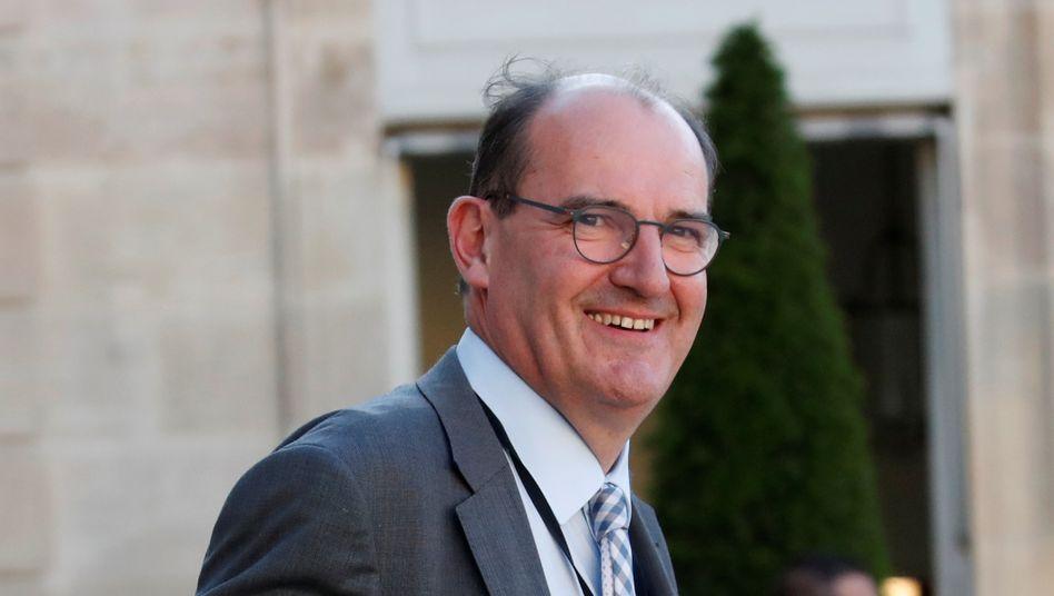 """Jean Castex, bisher als """"Monsieur Déconfinement"""" Koordinator der Corona-Lockerungen"""