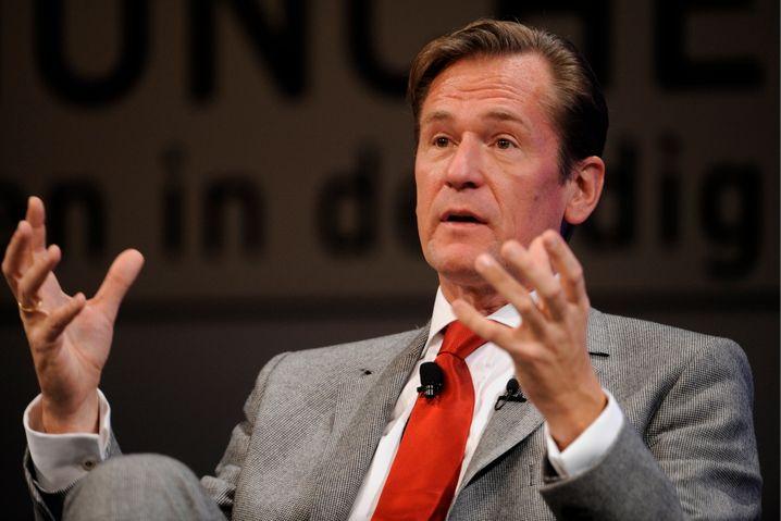 Kaufinteressent: Mathias Doepfner, Vorstandsvorsitzender der Axel Springer AG