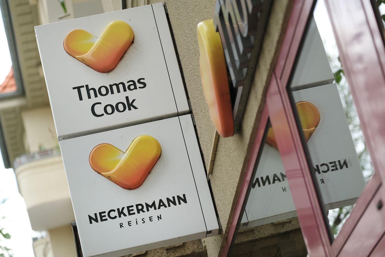 Thomas Cook und Neckermann