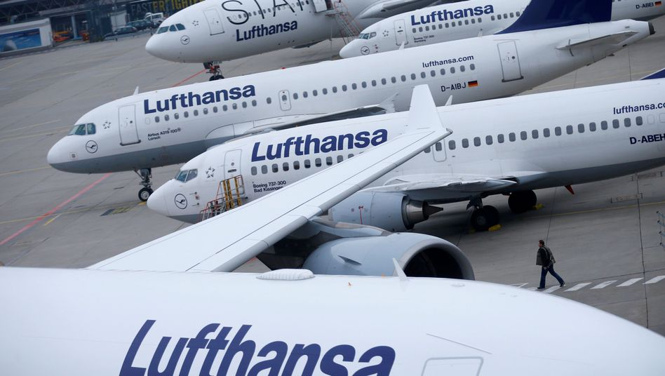 Koordinationsbedarf: Lufthansa arbeitet künftig eng mit Air China zusammen.