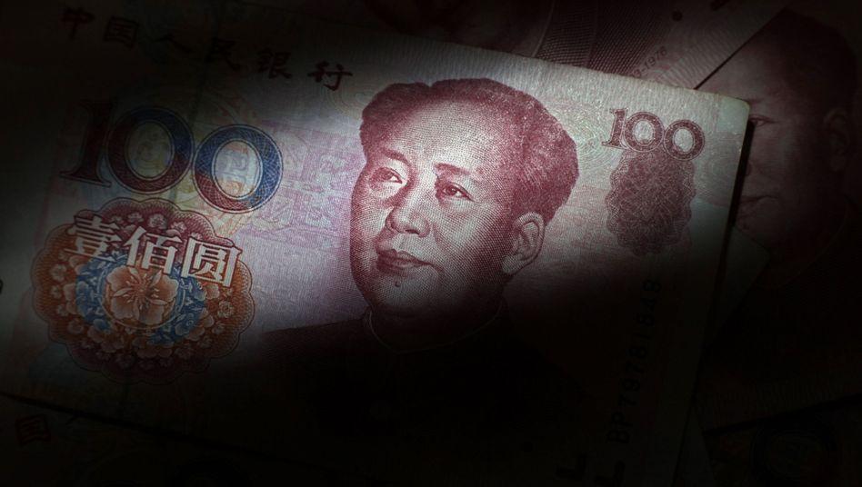 Chinas Schattenbanken treiben immer mehr Kleinfirmen in die Pleite